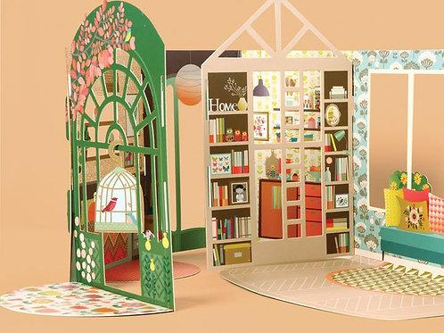 La Maison, Welcome to Mini Labo