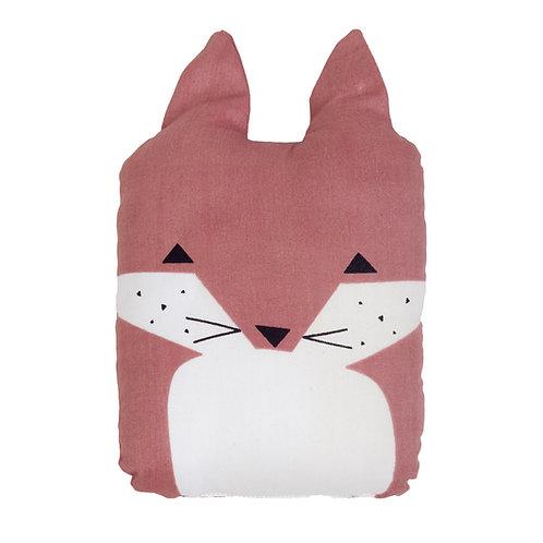 Animal Cushion Friendly Fox