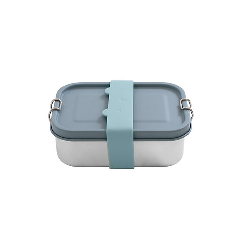 Stainless Steel Lunch Box – Navy