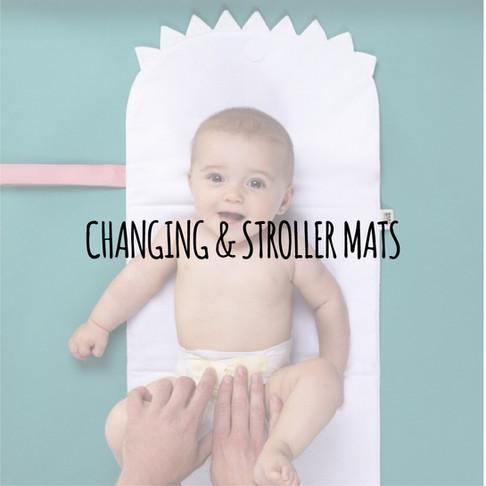 Changing & Stroller Mats