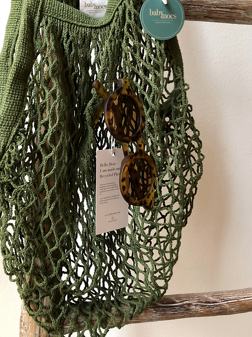 Eco bag Olive