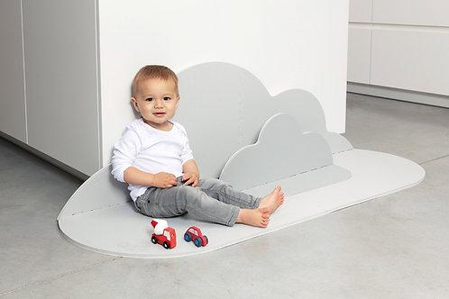 Cloud Playmat Small - Pearl Grey