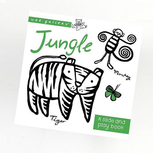 Slide&Play Board Book - Jungle