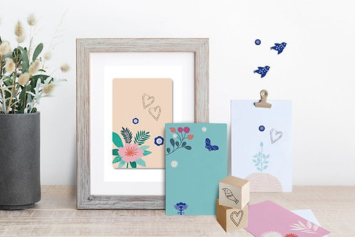 Paper dreams - cards + stamps