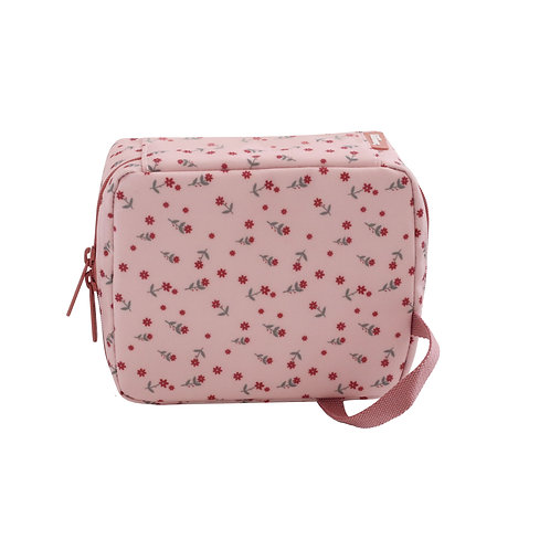 Insulated Lunch Bag – Floral