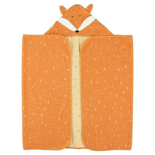 Hooded towel | 70x130cm - Mr. Fox