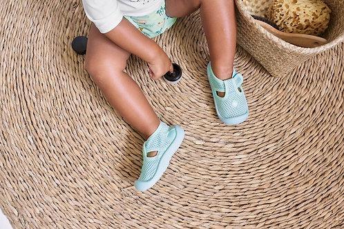 Beach Sandals 9-12 Months / Size 19 - Mint