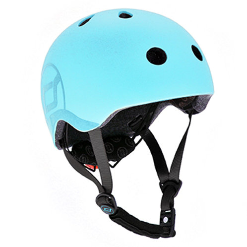 Kids Helmets S-M - Blueberry