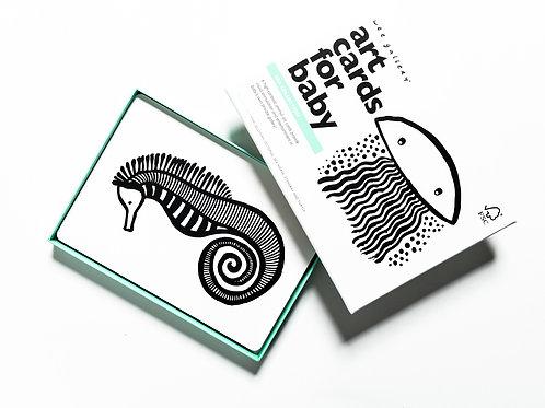 Art Cards - Sea