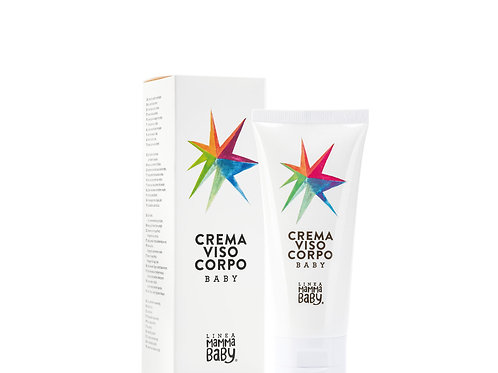 Baby Face and Body Cream 100ml