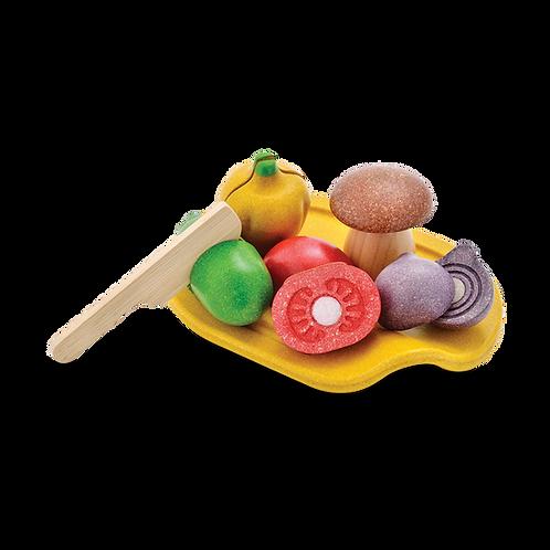 Assorted Vegetable Set