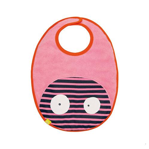 Waterproof Bib medium Little Monsters - Mad Mabel
