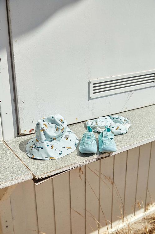 Beach Sandals 15-18 Months / Size 21 - Mint