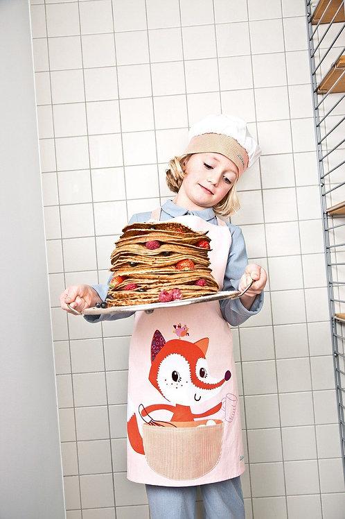 Alice apron & hat set