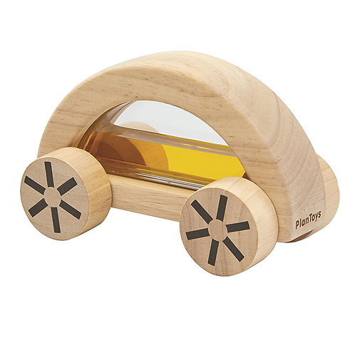 Wautomobile - Yellow