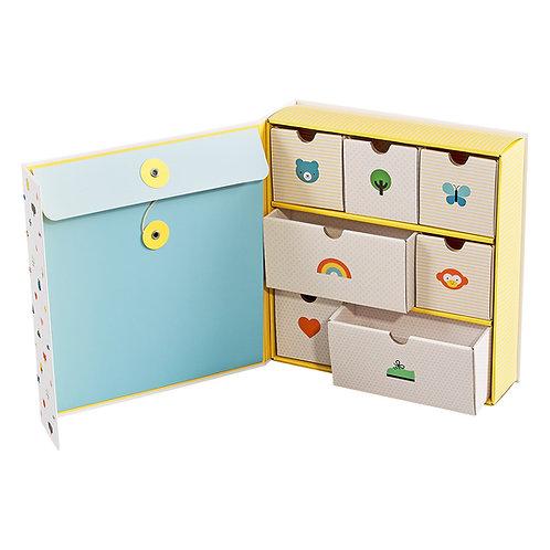 Baby Keepsake Memory Box