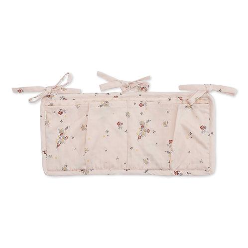 Quilted Bed Pockets - Nostalgie Blush