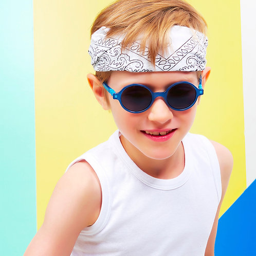 Sunglasses Rozz -  Blue 6-9 years old