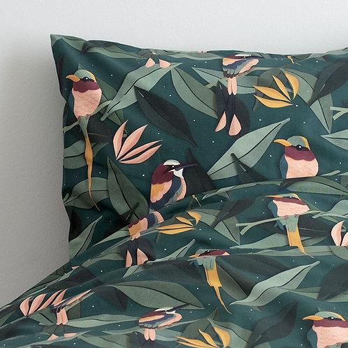 Birds duvet cover 140 x 200 cm