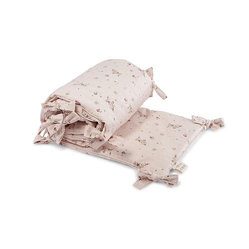 Crib Bed Bumper - Nostalgie Blush