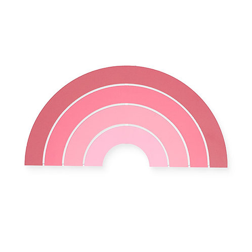 Lamp Rainbow blush pink