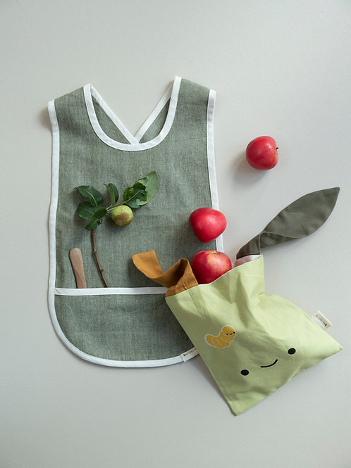 Snack bag - Green Apple