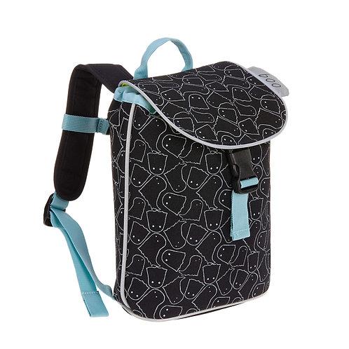 Mini Duffle Backpack Spooky black
