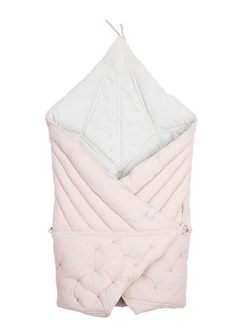 Dreamy Bird Blanket- Mauve