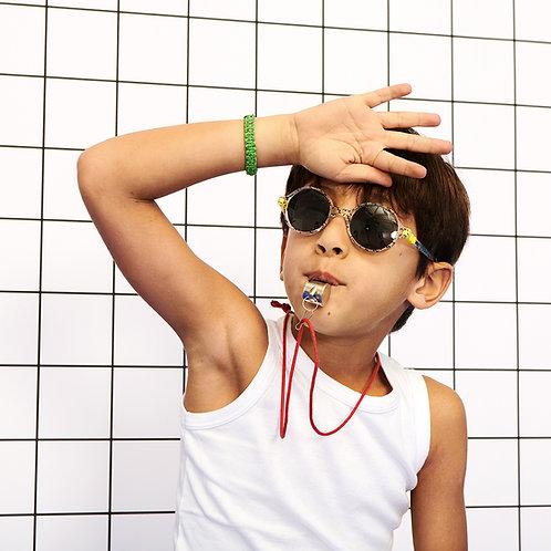 Sunglasses Rozz -  Zig Zig 4-6 years old