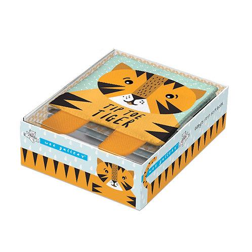 Soft Book - Tip Toe Tiger
