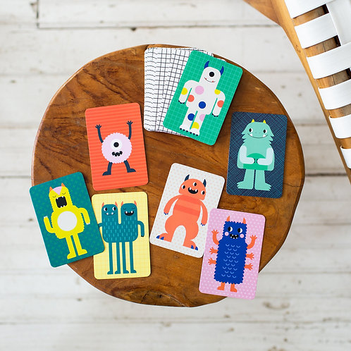 Card Game - Too Many Monsters