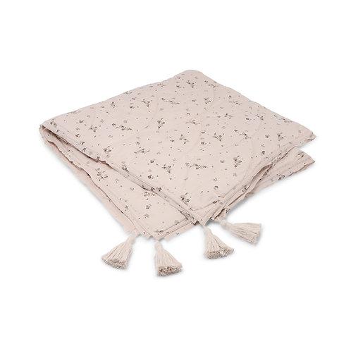 Baby Quilt Cotton - Nostalgie Blush