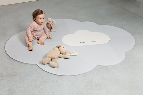Cloud Playmat Large - Pearl Grey