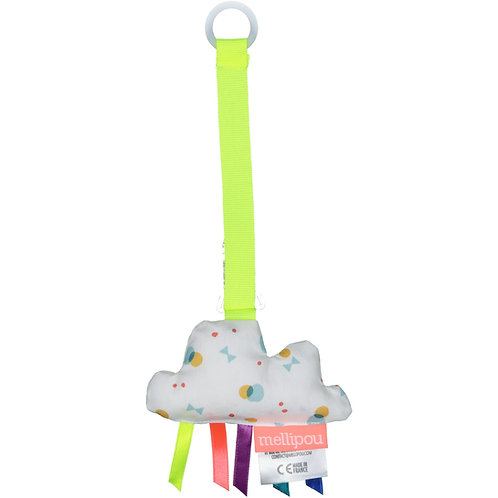 Baby Pacifier Clip - Pepo