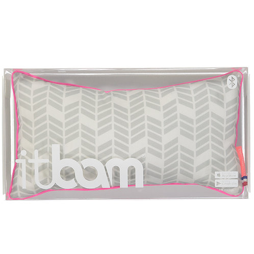Connected music box - ITBAM Cushion Bonnie Grey