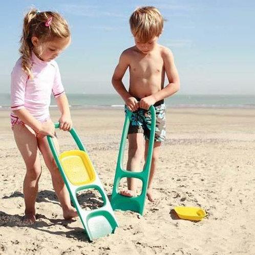 Scoppi - Sand shovel with sieve