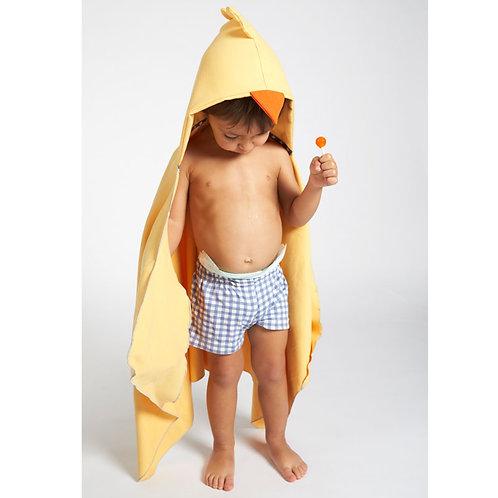 Autonomy hooded towel Chick Mini