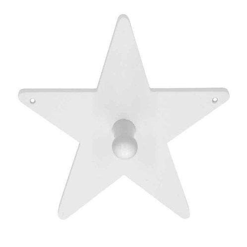 Hook white Star