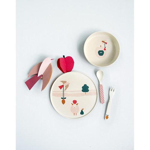 Tableware Set Sheep