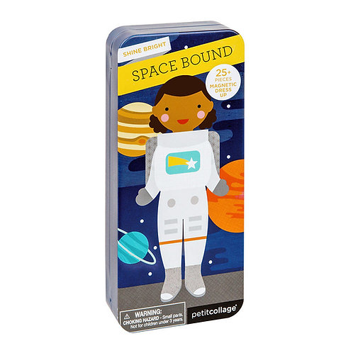 Magnetic Dress Up - Space Bound