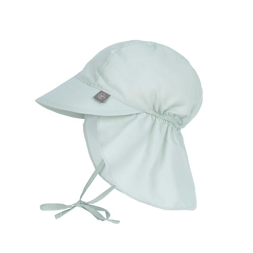 Sun Protection Flap Hat 7-18 Months - Mint