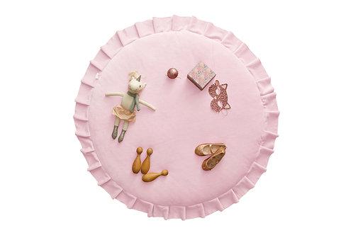 Playmat Velvet pink
