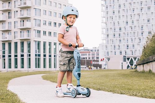 Scoot & Ride Highway Kick 1 - Steel