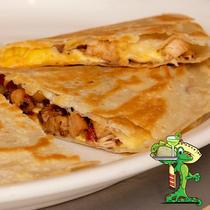 Shrimp or Chicken Mango Quesadilla