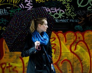 Editorial Fashion Shoot Barcelona, Spain