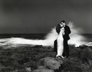 Bride and Groom Portrait La Jolla, CA