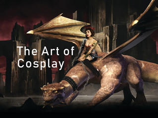 New book showcasing everyday cosplayers in unique and striking concept art launches on Kickstarter