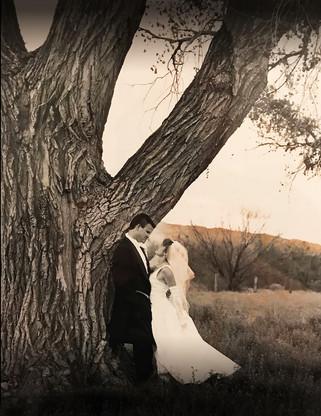 Wedding portrait Tucson, AZ