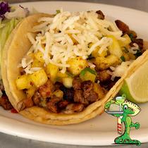 Tropical Pork Taco