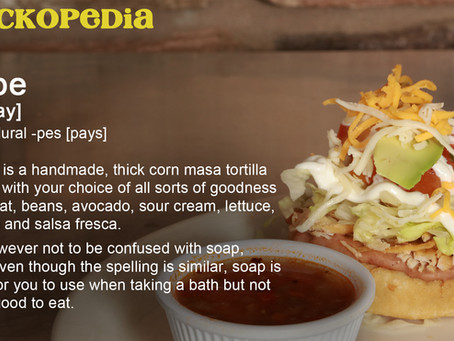 what's a sope?